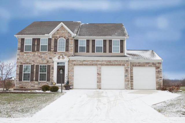 9455 Woodbine Way, Plain City, OH 43064 (MLS #217043372) :: Berkshire Hathaway Home Services Crager Tobin Real Estate