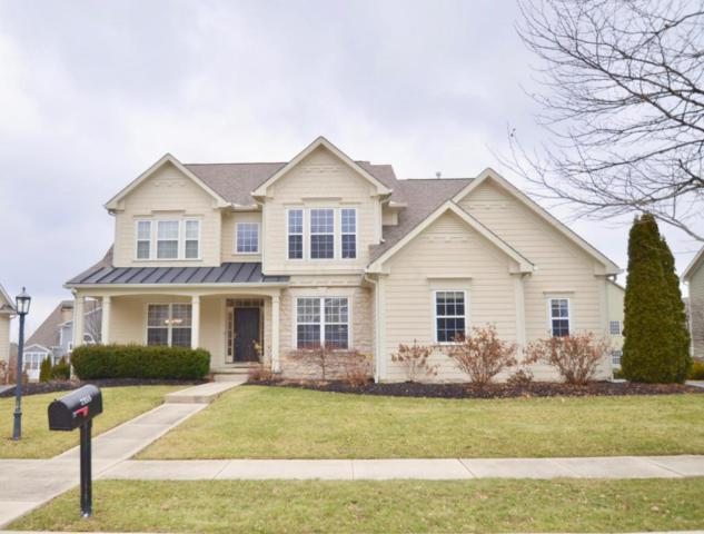 7355 Stone Gate Drive, New Albany, OH 43054 (MLS #218000514) :: Shannon Grimm & Partners