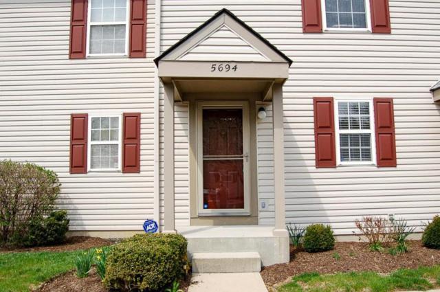 5694 Ashcroft Lane 162B, Hilliard, OH 43026 (MLS #218004315) :: Julie & Company