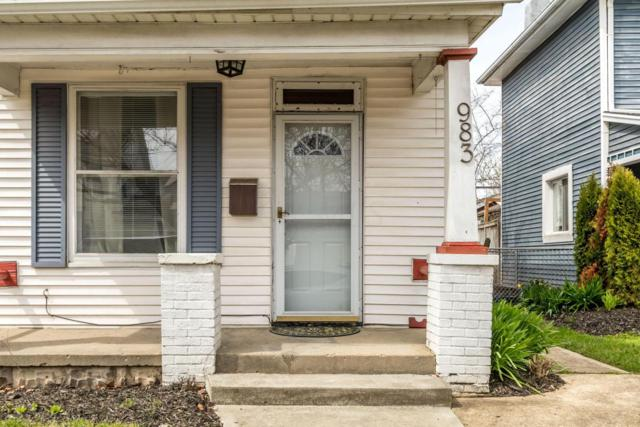 983 Michigan Avenue, Columbus, OH 43201 (MLS #218004779) :: The Clark Group @ ERA Real Solutions Realty
