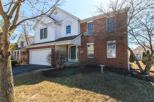 6387 Albany Gardens Drive, New Albany, OH 43054 (MLS #218005711) :: Berkshire Hathaway Home Services Crager Tobin Real Estate