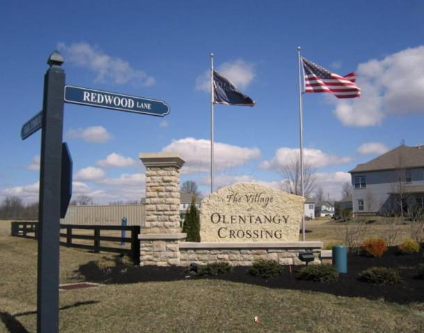 485 Redwood Lane, Lewis Center, OH 43035 (MLS #218008762) :: Julie & Company