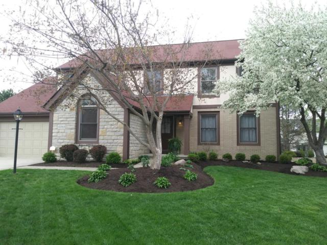 4744 Riverwood Drive, Hilliard, OH 43026 (MLS #218014672) :: Berkshire Hathaway HomeServices Crager Tobin Real Estate