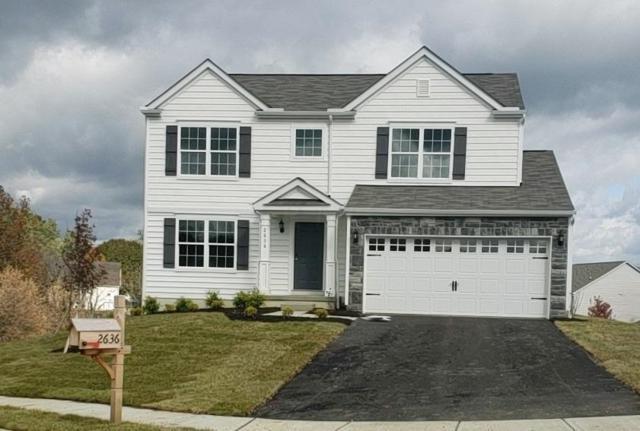 2636 Roan Court, Newark, OH 43023 (MLS #218014680) :: Berkshire Hathaway HomeServices Crager Tobin Real Estate