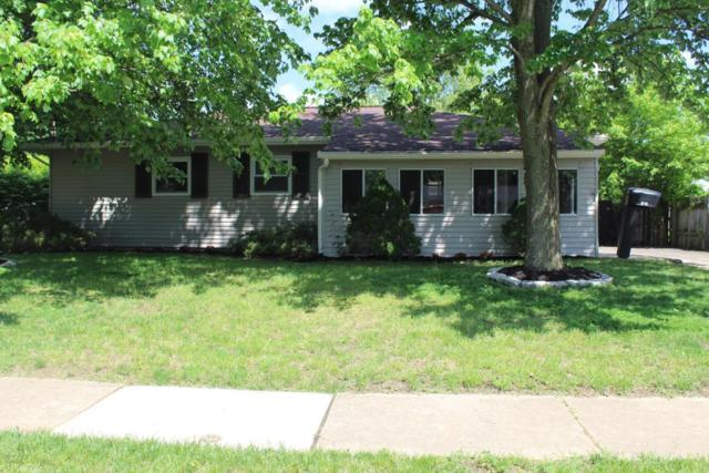 816 Sunview Road, Reynoldsburg, OH 43068 (MLS #218017629) :: Exp Realty