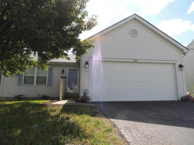 868 Spivey Lane, Galloway, OH 43119 (MLS #218019611) :: RE/MAX ONE