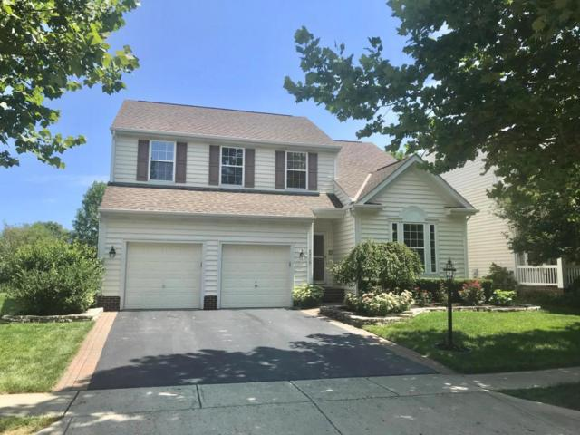 5716 Decker Drive, New Albany, OH 43054 (MLS #218030062) :: Berkshire Hathaway HomeServices Crager Tobin Real Estate