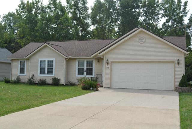 248 Lincoln Place, North Lewisburg, OH 43060 (MLS #218031244) :: Keller Williams Excel