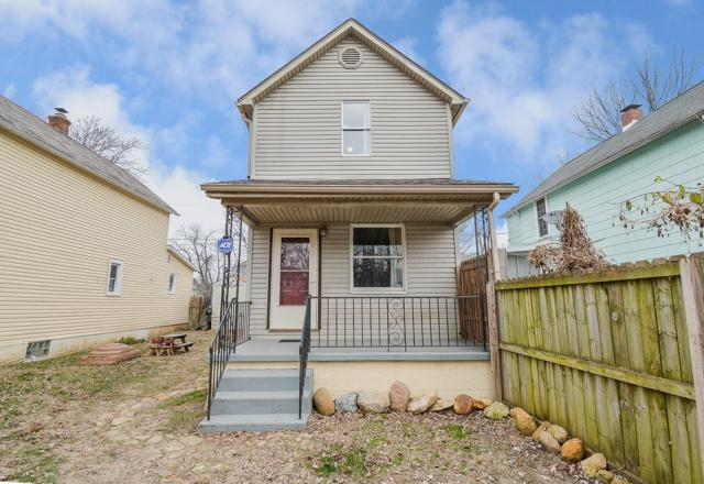 126 E Hinman Avenue, Columbus, OH 43207 (MLS #218031737) :: Brenner Property Group | KW Capital Partners