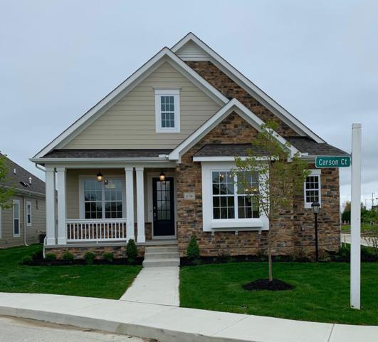 6758 Carson Court, Dublin, OH 43017 (MLS #218032397) :: ERA Real Solutions Realty