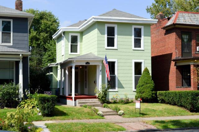 1141 Highland Street, Columbus, OH 43201 (MLS #218033936) :: The Raines Group