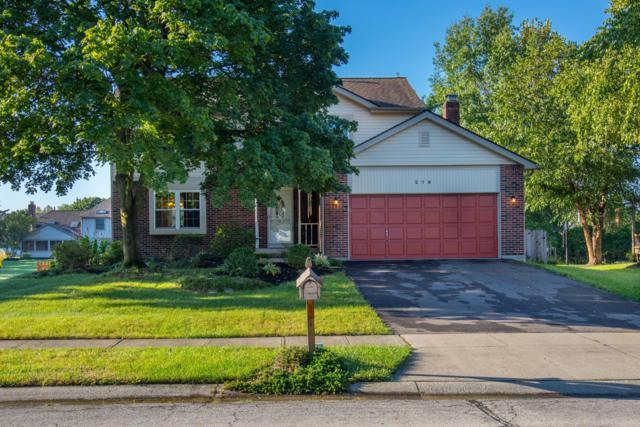 279 Cherrystone Drive S, Columbus, OH 43230 (MLS #218035654) :: Keller Williams Excel