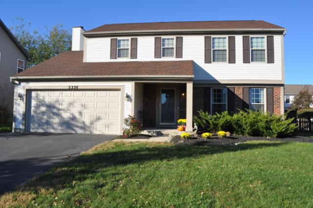 2338 Ziner Circle S, Grove City, OH 43123 (MLS #218039471) :: Exp Realty