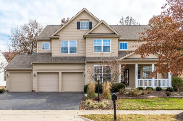 7258 Upper Clarenton Drive S, New Albany, OH 43054 (MLS #218041933) :: The Raines Group