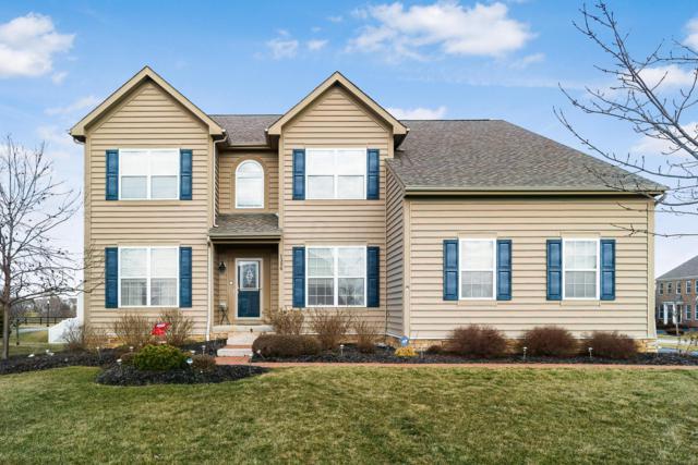 1356 Scotsman Drive, Grove City, OH 43123 (MLS #219001800) :: Keller Williams Excel