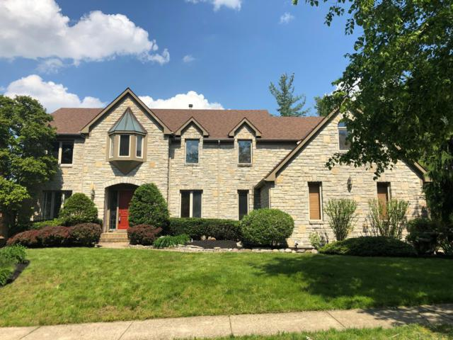 8506 Stonechat Loop, Dublin, OH 43017 (MLS #219002409) :: Huston Home Team