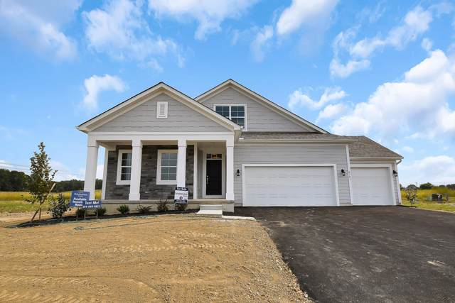 6101 Heather Ridge Drive, Powell, OH 43065 (MLS #219003350) :: Keith Sharick | HER Realtors