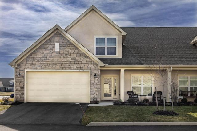 5205 Autumn Fern Drive, Dublin, OH 43016 (MLS #219004268) :: Berkshire Hathaway HomeServices Crager Tobin Real Estate