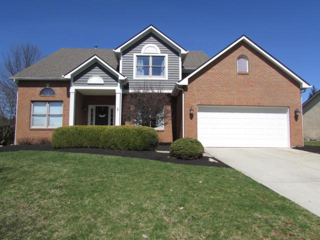 1170 Sea Shell Drive, Westerville, OH 43082 (MLS #219008797) :: Keller Williams Excel