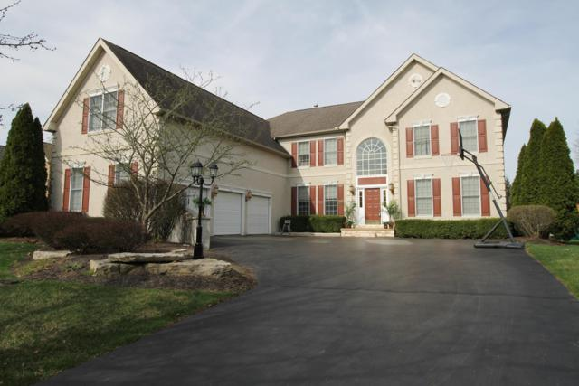 6418 Grasslands Court, Westerville, OH 43082 (MLS #219010094) :: RE/MAX ONE