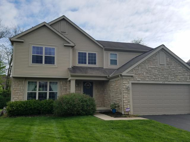 472 Ironhorse Drive, Delaware, OH 43015 (MLS #219014816) :: The Clark Group @ ERA Real Solutions Realty