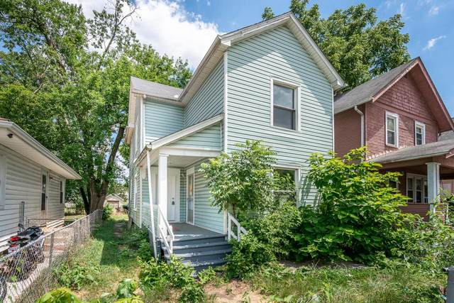 224 S Harris Avenue, Columbus, OH 43204 (MLS #219015990) :: The Holden Agency