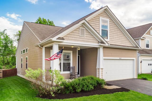 8487 Haleigh Woods Drive, Blacklick, OH 43004 (MLS #219016164) :: The Clark Group @ ERA Real Solutions Realty