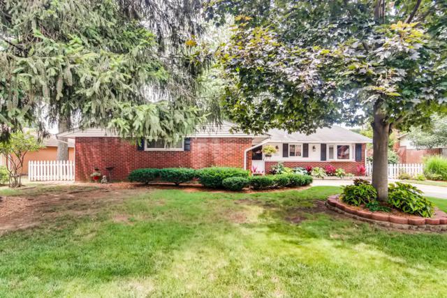 5637 Copenhagen Drive, Westerville, OH 43081 (MLS #219024362) :: Signature Real Estate