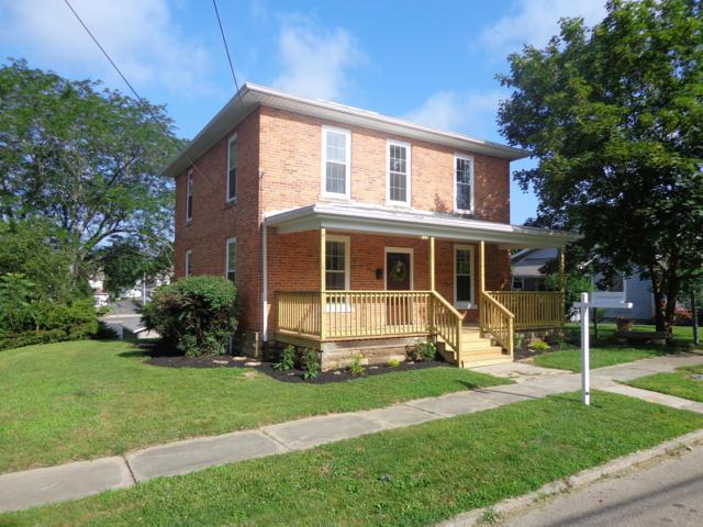113 N Walnut Street, Mount Gilead, OH 43338 (MLS #219026012) :: Brenner Property Group   Keller Williams Capital Partners