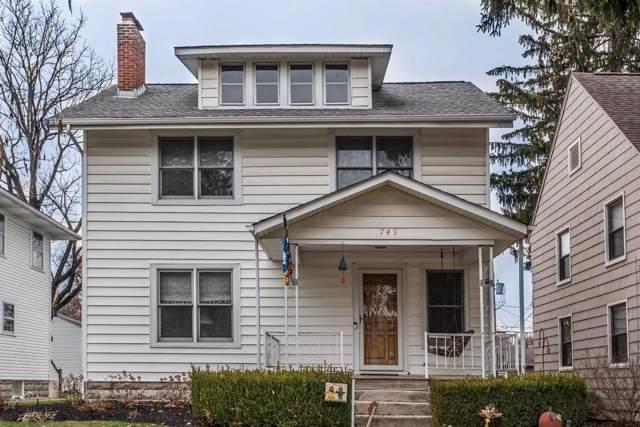 749 Euclaire Avenue, Bexley, OH 43209 (MLS #219029699) :: Signature Real Estate