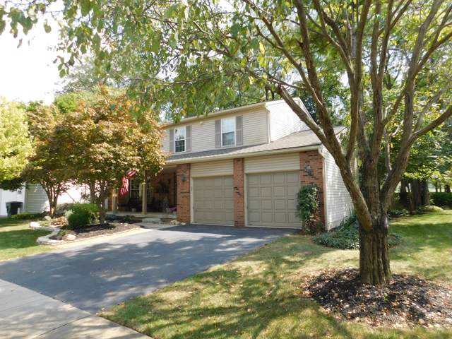 3431 En Joie Drive, Columbus, OH 43228 (MLS #219034736) :: Berkshire Hathaway HomeServices Crager Tobin Real Estate