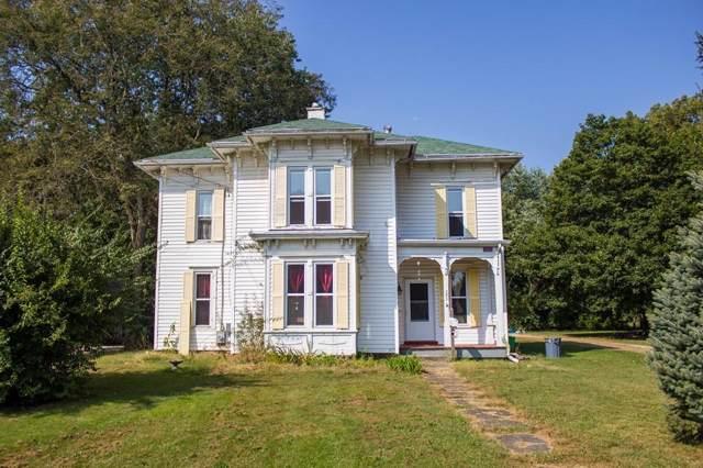 243 Newark Road, Mount Vernon, OH 43050 (MLS #219035141) :: Brenner Property Group | Keller Williams Capital Partners