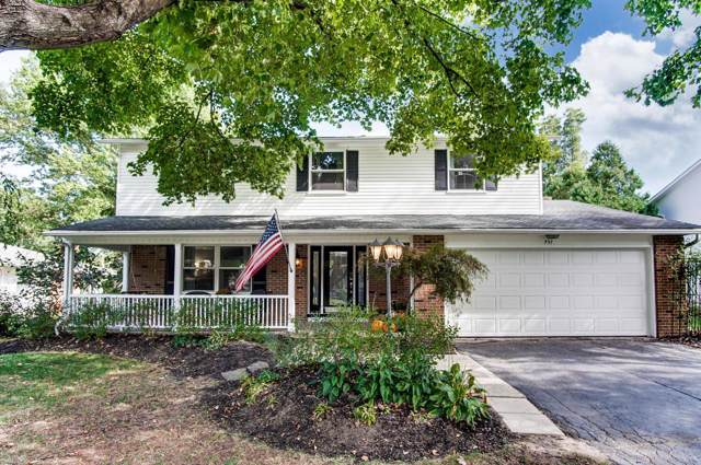 937 Colony Way, Columbus, OH 43235 (MLS #219036510) :: Berkshire Hathaway HomeServices Crager Tobin Real Estate