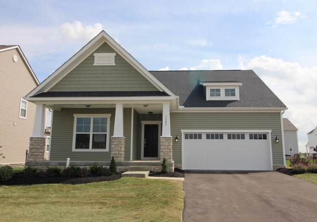 7345 Willowbrush Drive, Plain City, OH 43064 (MLS #219037116) :: RE/MAX ONE