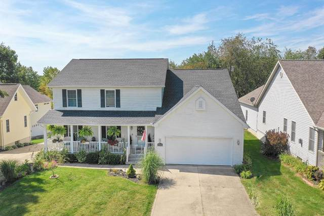 785 Country Club Drive, Howard, OH 43028 (MLS #219038437) :: Berkshire Hathaway HomeServices Crager Tobin Real Estate