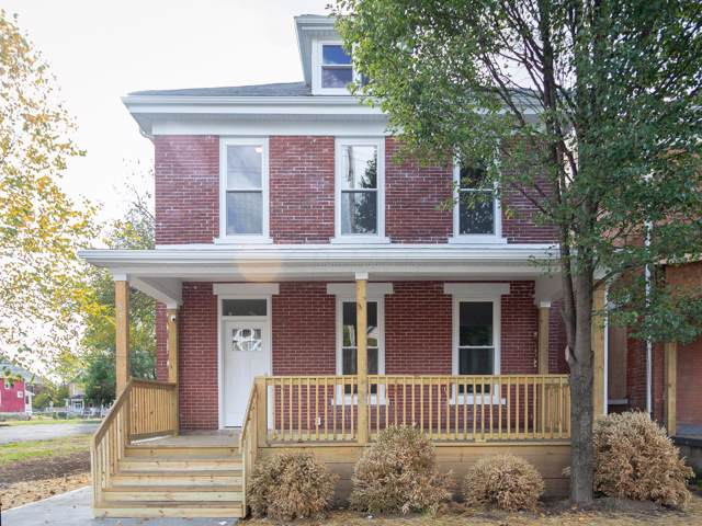 851 Sullivant Avenue, Columbus, OH 43223 (MLS #219039804) :: Angel Oak Group