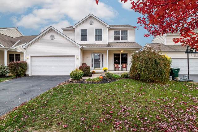 451 Millett Drive, Galloway, OH 43119 (MLS #219039942) :: Core Ohio Realty Advisors