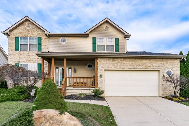 9660 Mission Drive, Plain City, OH 43064 (MLS #219041605) :: Berkshire Hathaway HomeServices Crager Tobin Real Estate