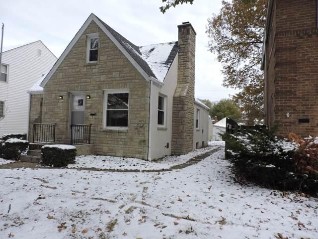 910 S Roosevelt Avenue, Bexley, OH 43209 (MLS #219042725) :: Signature Real Estate
