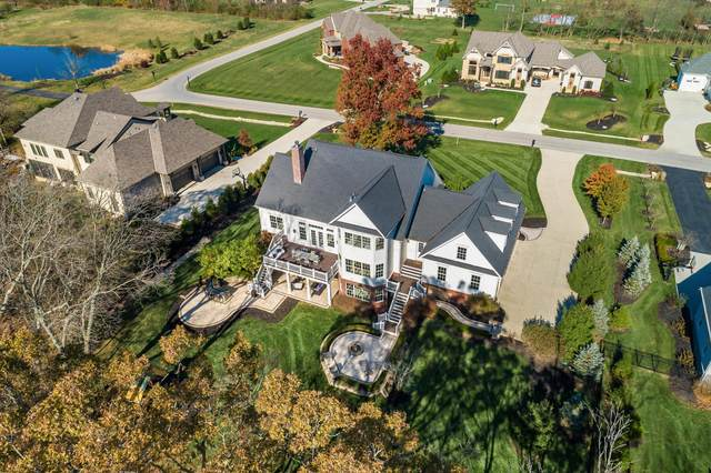 1991 Woodland Hall Drive, Delaware, OH 43015 (MLS #219042757) :: Jarrett Home Group