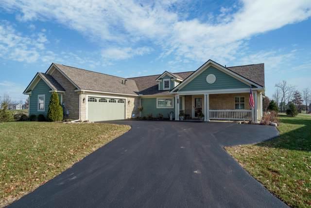 131 Glen Mawr Circle, Delaware, OH 43015 (MLS #219043449) :: Signature Real Estate