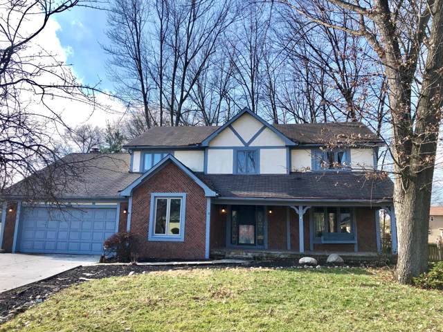 1175 Wallean Drive, Westerville, OH 43081 (MLS #219044447) :: Huston Home Team