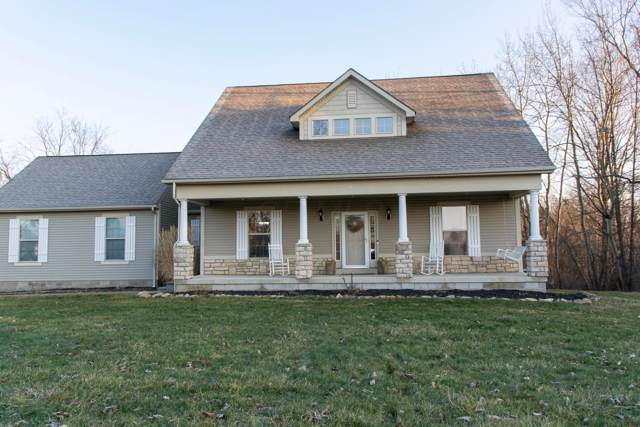 601 Township Road 198, Centerburg, OH 43011 (MLS #219045120) :: Susanne Casey & Associates