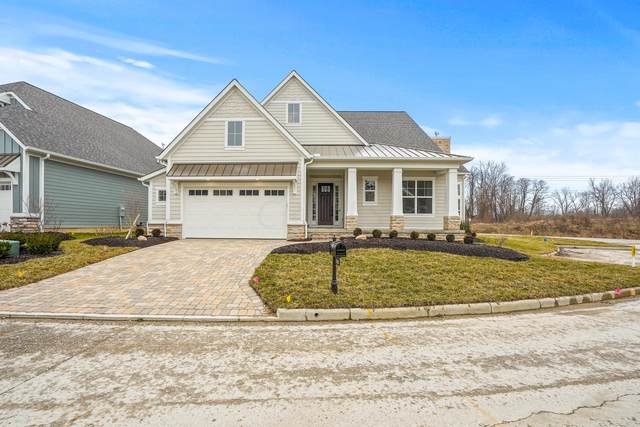 1643 Villa Way, Powell, OH 43065 (MLS #219045962) :: The Clark Group @ ERA Real Solutions Realty