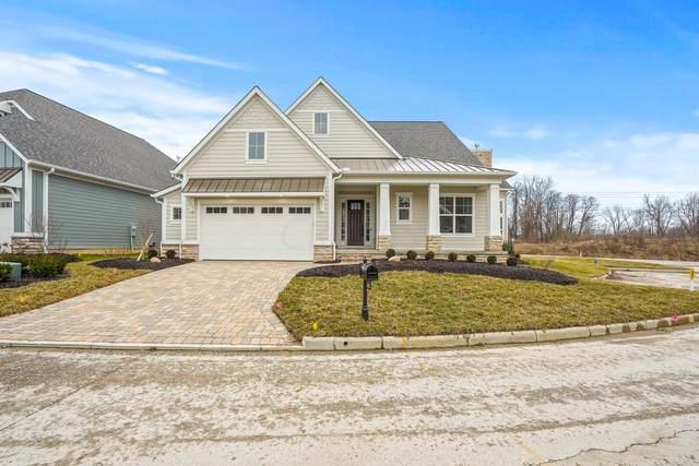 1643 Villa Way, Powell, OH 43065 (MLS #219045962) :: Susanne Casey & Associates