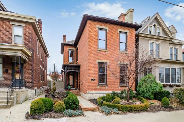 303 E Whittier Street, Columbus, OH 43206 (MLS #220002120) :: Sam Miller Team