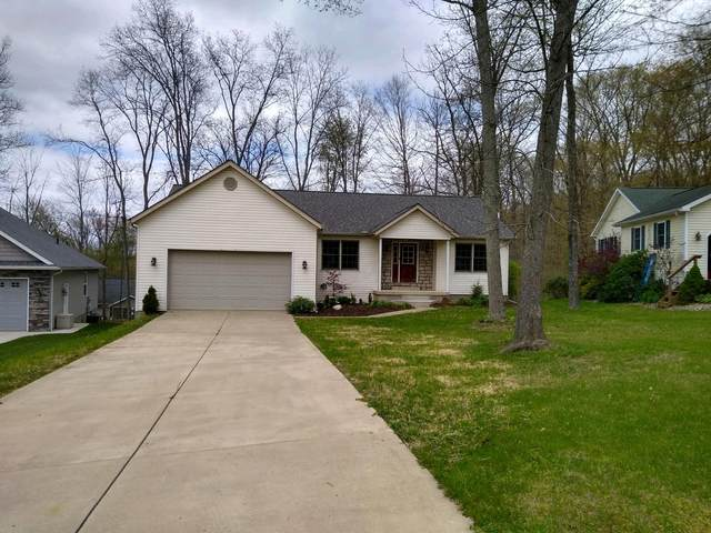 431 Highland Hills Circle, Howard, OH 43028 (MLS #220002814) :: The Holden Agency
