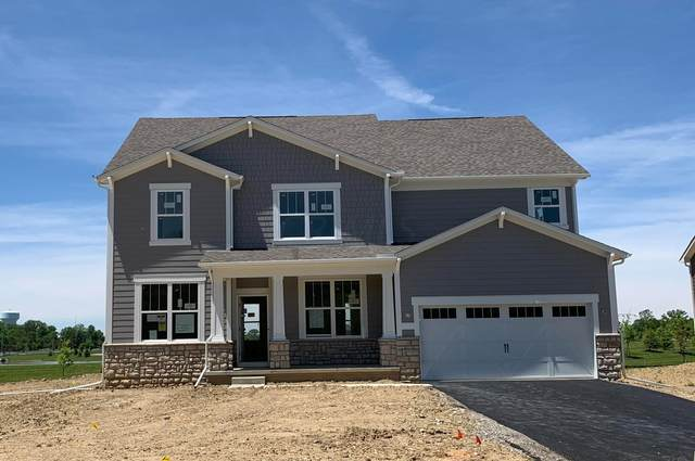 2157 Carribell Court, Powell, OH 43065 (MLS #220003237) :: The Holden Agency