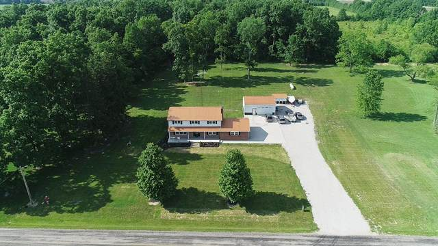 4736 Roberts Road, Caledonia, OH 43314 (MLS #220006512) :: RE/MAX ONE