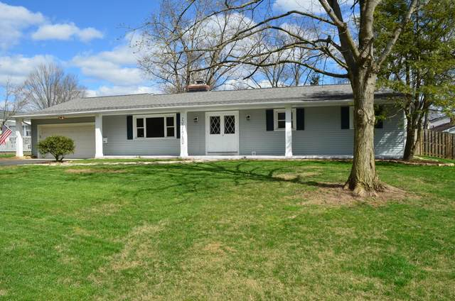 3720 Surrey Hill Place, Upper Arlington, OH 43220 (MLS #220008306) :: Angel Oak Group